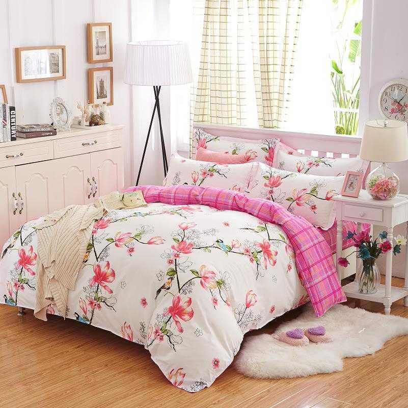 Classic Home Textile Bed Linen Set
