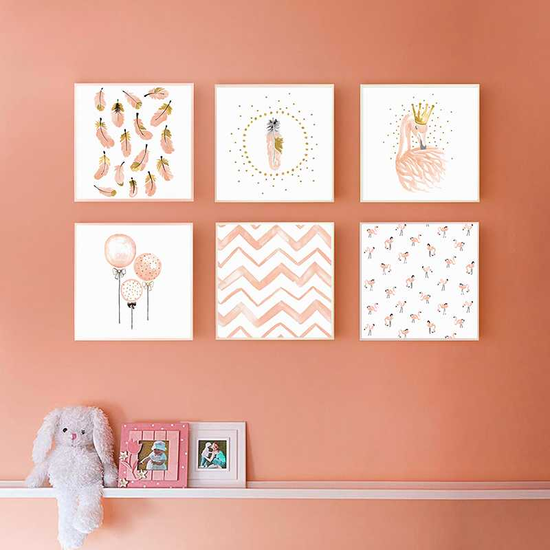 Canvas Painting for Baby Room