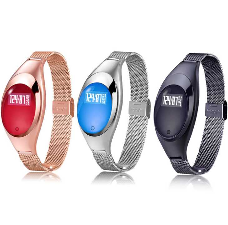 Women's Fitness Tracker Smart Watch