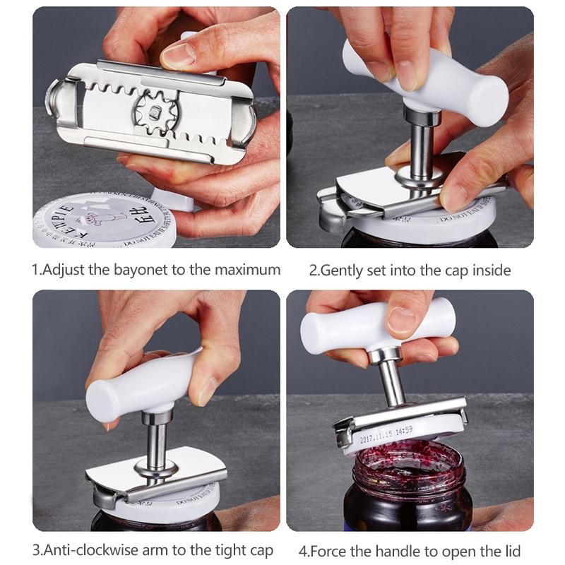 Adjustable Jar Opener