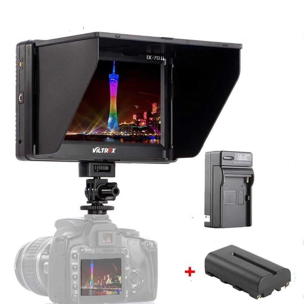 Camera Monitor For Canon/Nikon