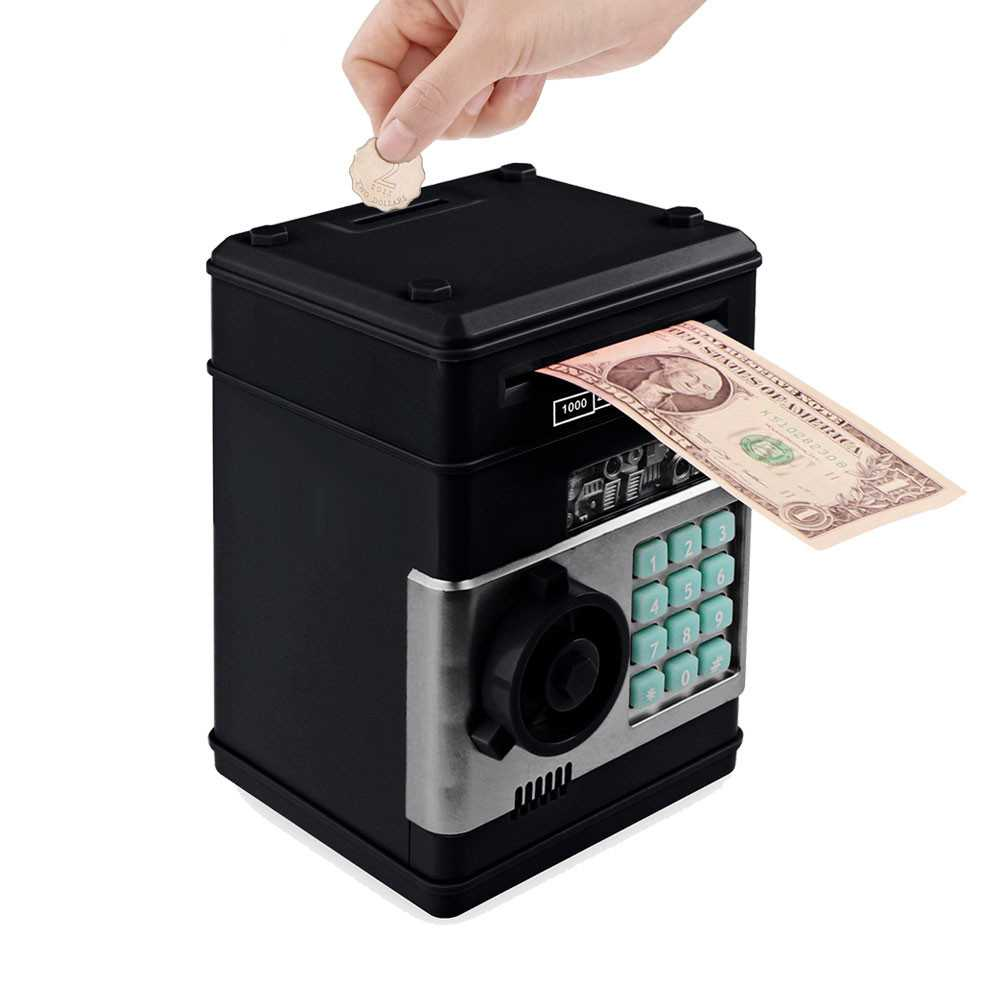 Electronic Money Box