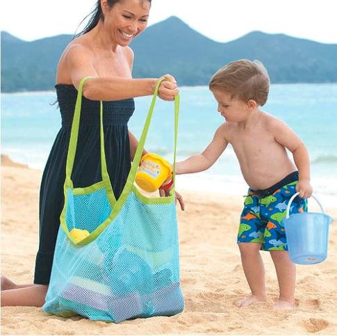 Mesh Sand Free Beach Bag