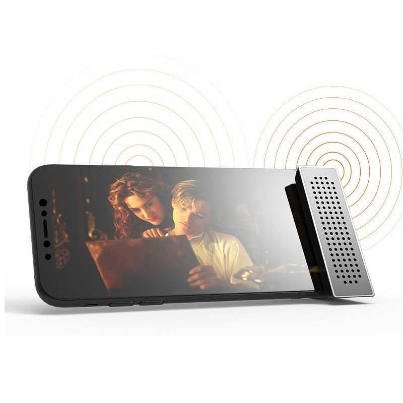 Sound Amplifier Phone Holder