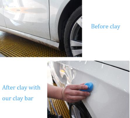 3Pcs Magic Car Cleaning Clay