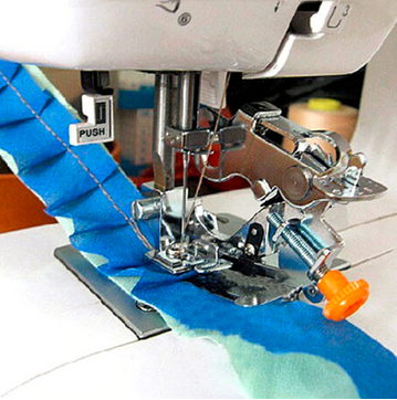 Ruffler Sewing Foot