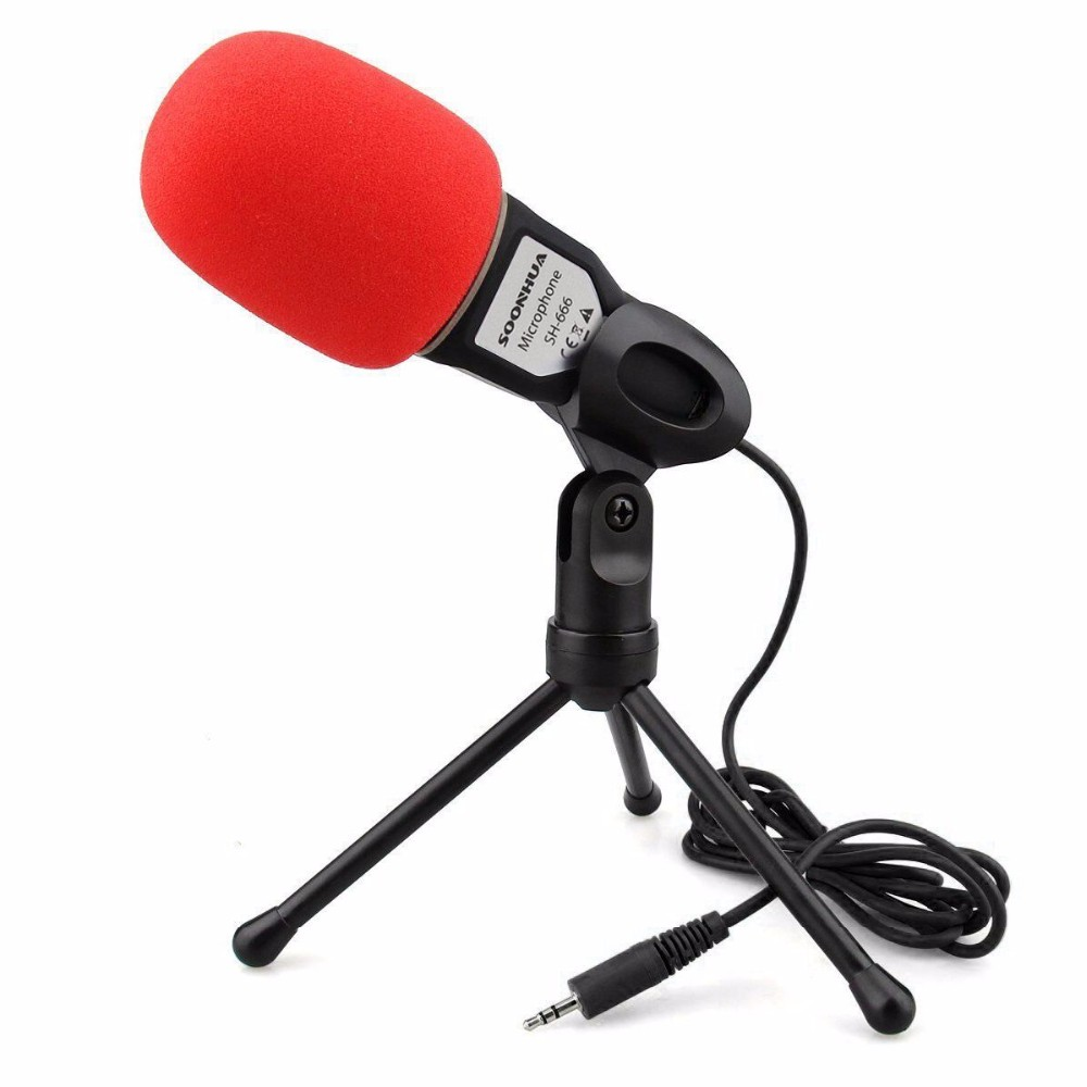 Studio Microphone For PC Laptop Mobile