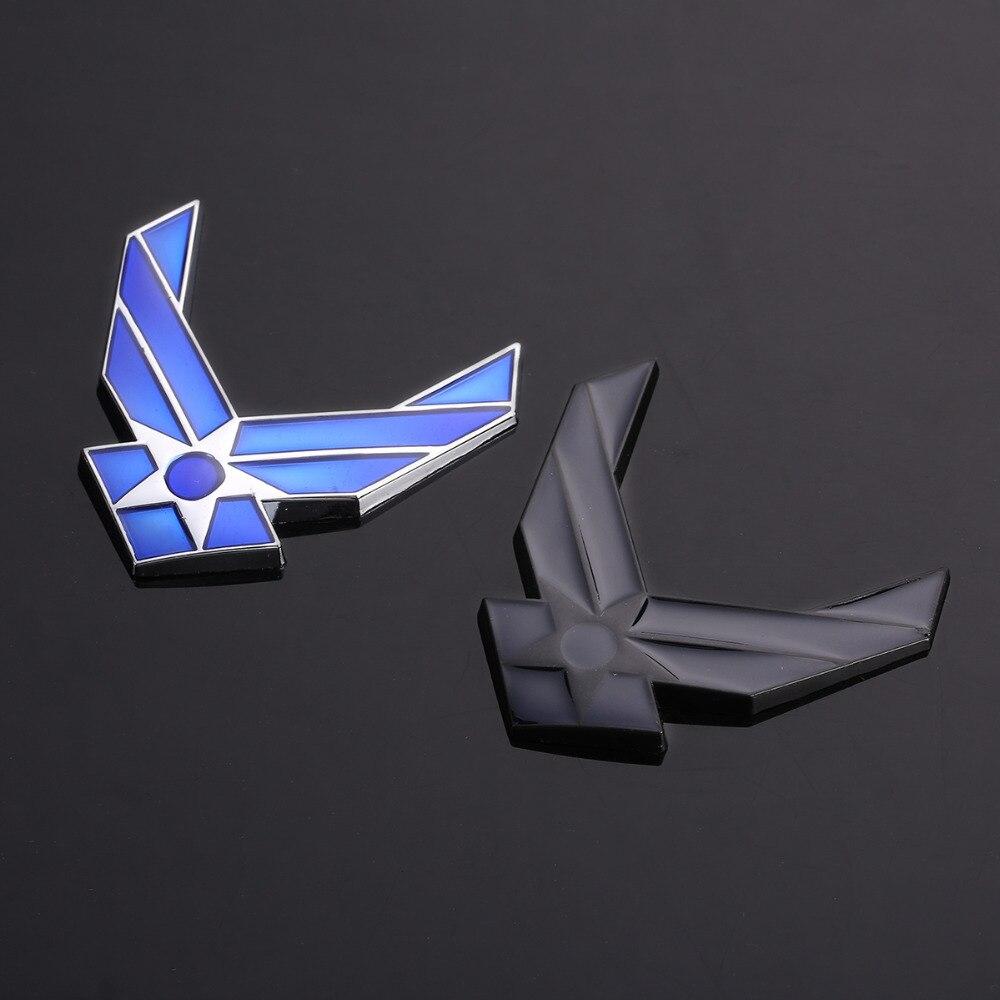 USAF Car Metal Emblem