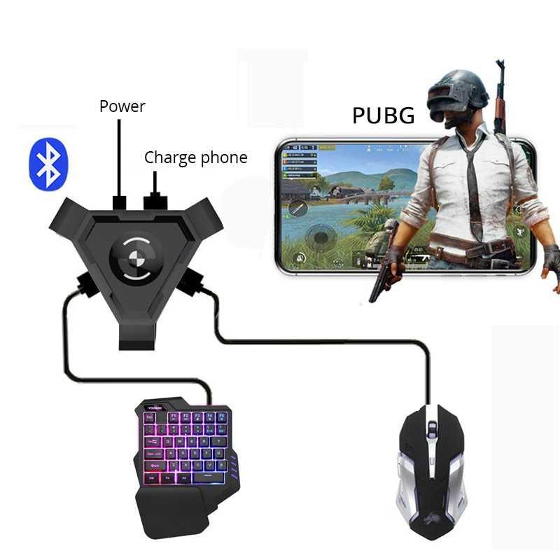 PUBG Mobile Gamepad Adapter