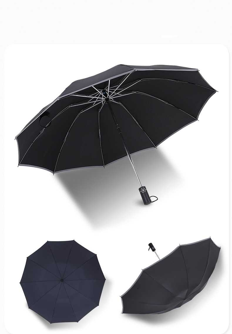 Reflective Inverted Umbrella