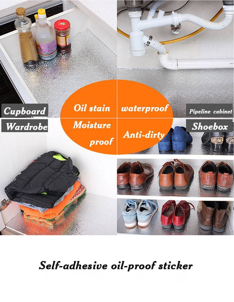 Kitchen Anti Oil Waterproof Sticker