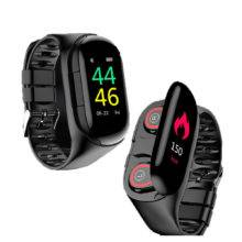 2 In 1 Earbuds And Smartwatch