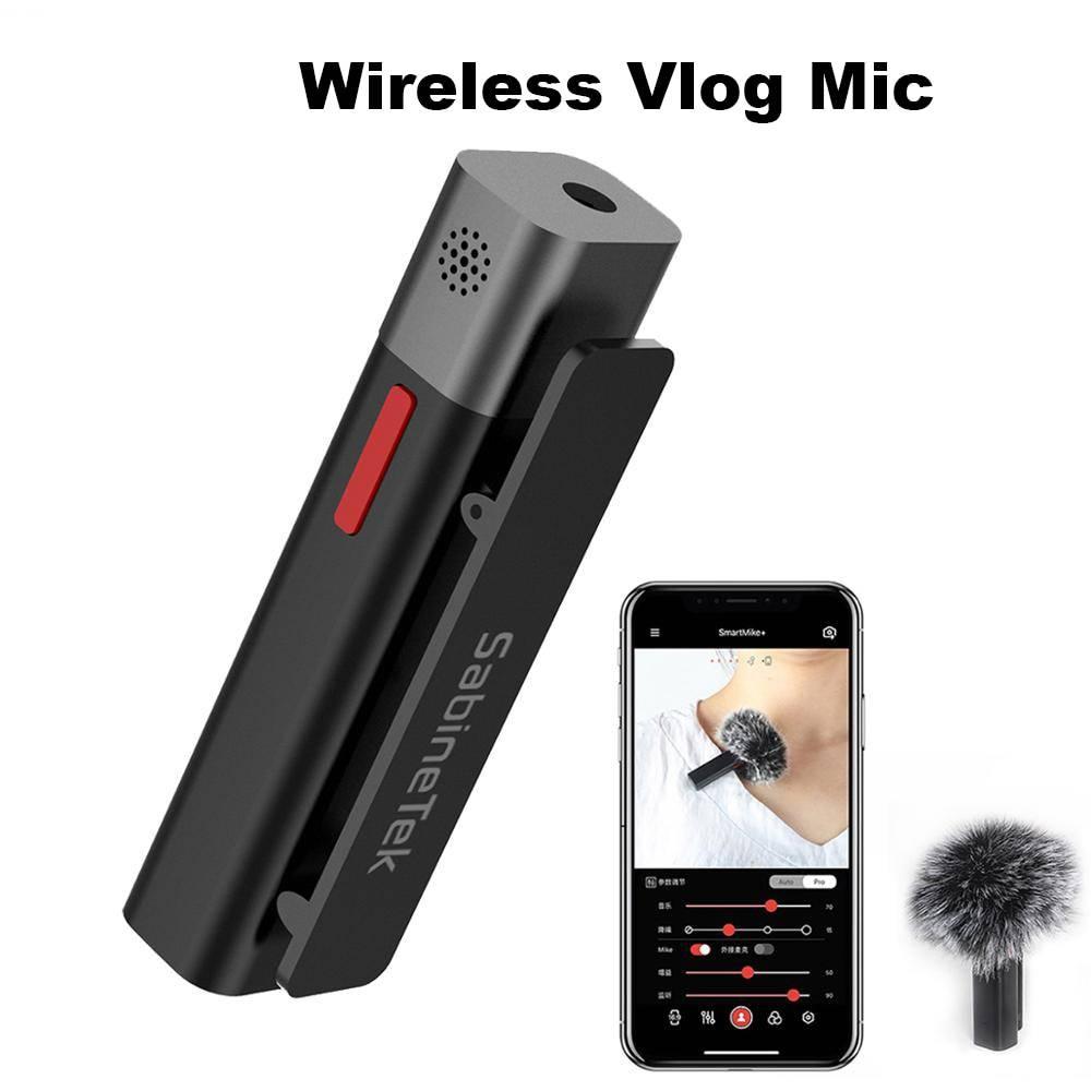 Wireless Vlog Radio Microphone