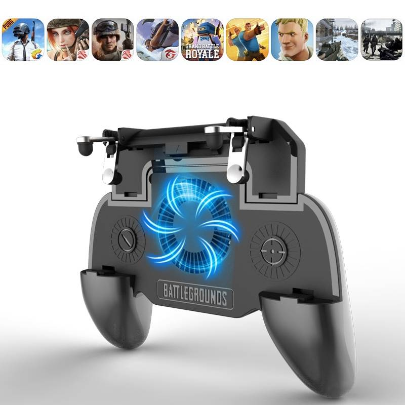 L1R1 Mobile Gamepad With Power Bank