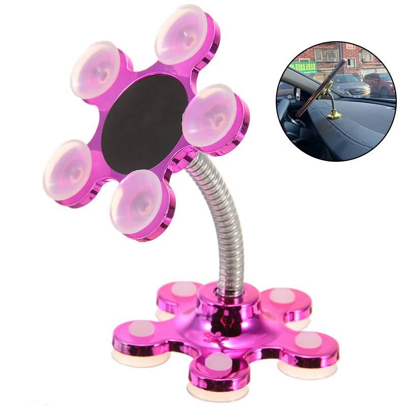 360 Rotating Flower Shape Phone Holder