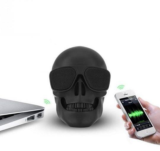 Skull Bluetooth Speaker