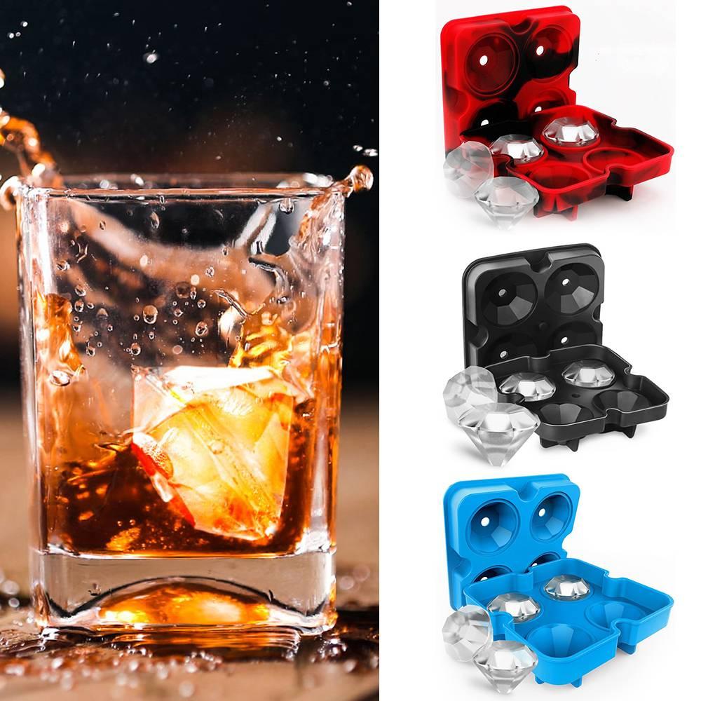 Diamond Shaped Ice Cube Mold