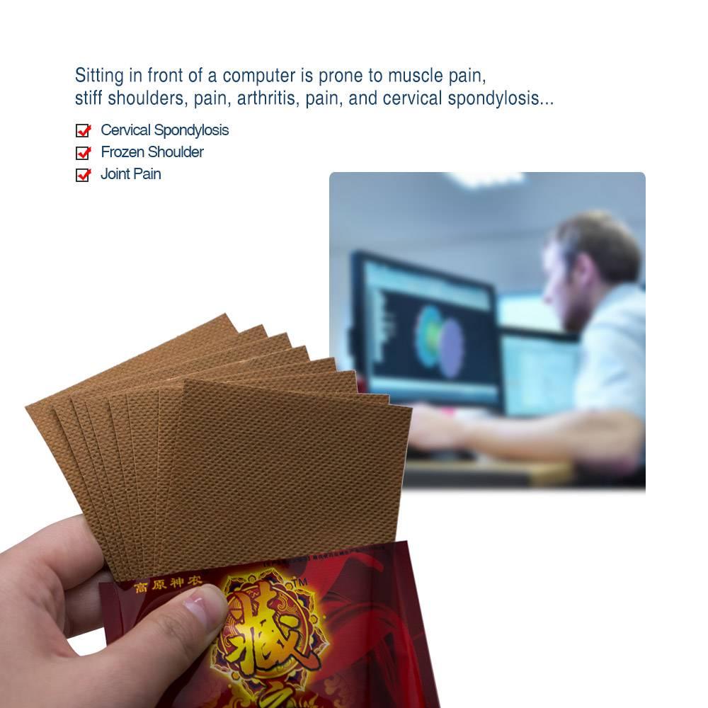 Pain Free Arthritis Herbal Patch