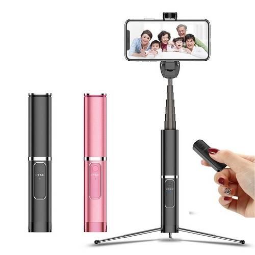 Wireless Bluetooth Tripod Selfie Stick