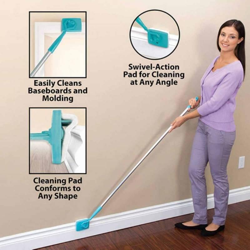 Adjustable Baseboard Cleaner