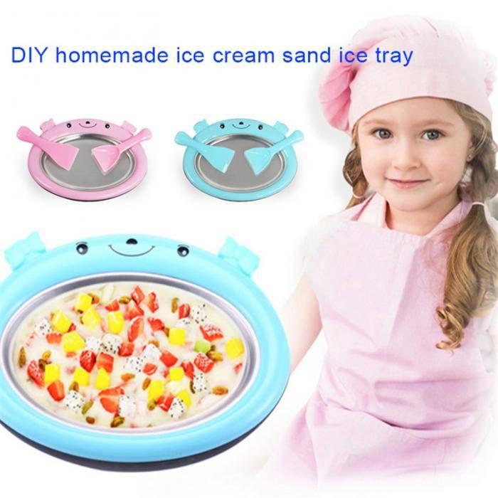 Instant Ice Cream Machine