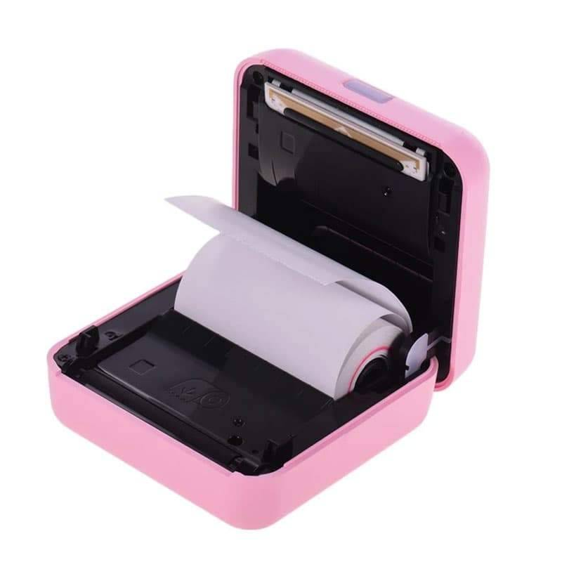 Mini Pocket Bluetooth Printer