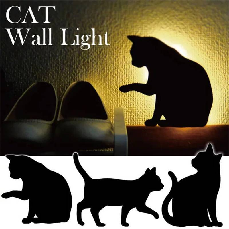 Cat Sensor Light
