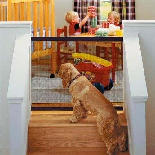 Dog Mesh Gate