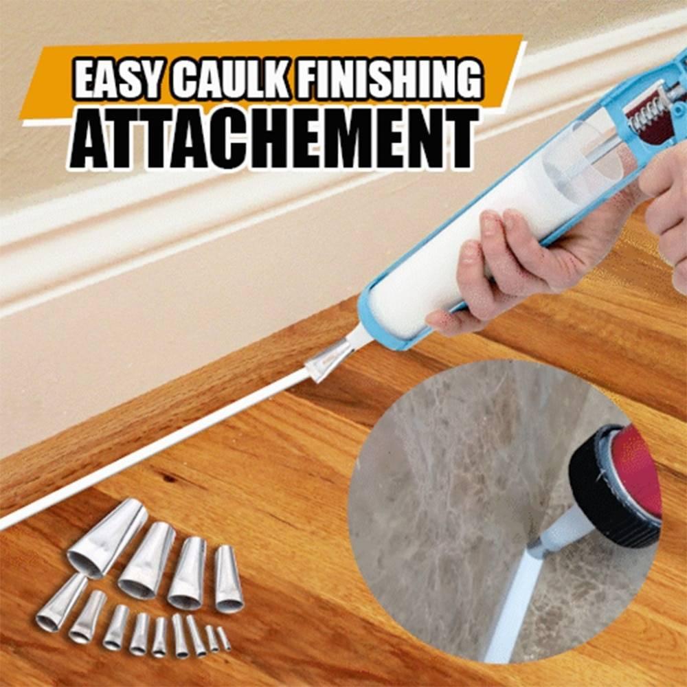 Caulking Nozzle Finisher Tool