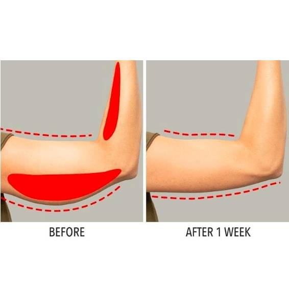 Cooling Tone Up Sleeves
