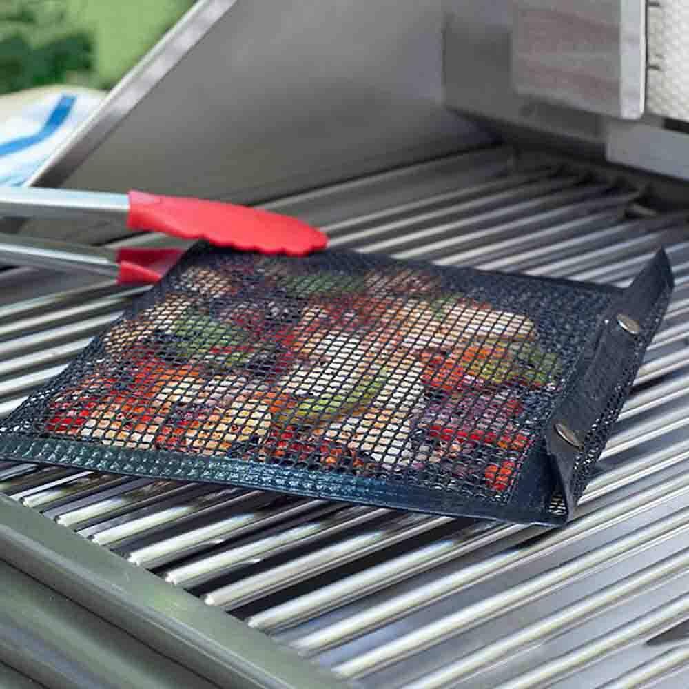 Non-Stick Mesh Grill Bag