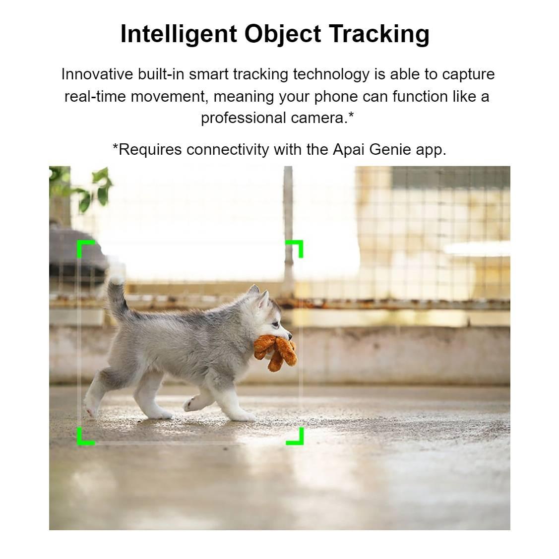 Auto Tracking Smart Shooting Phone Holder