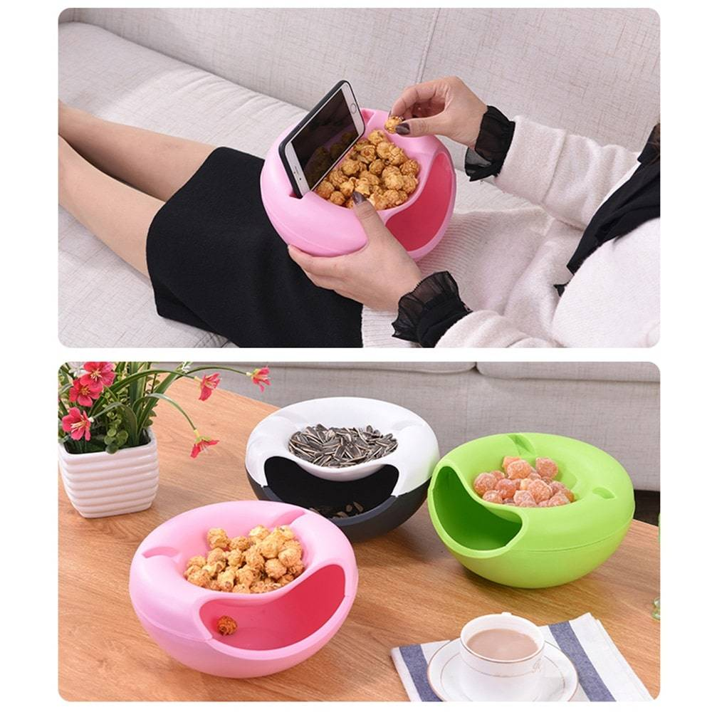 Lazy Snack Bowl
