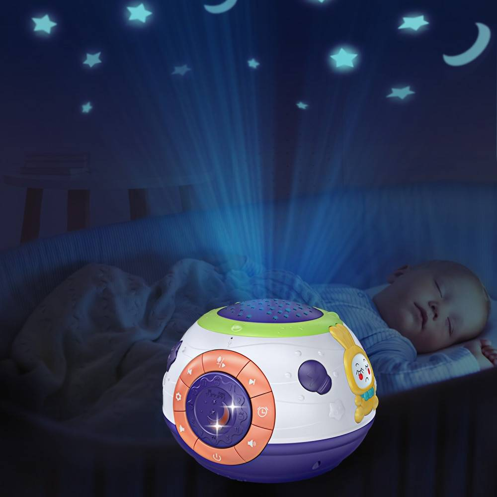 Starry Baby Night Light