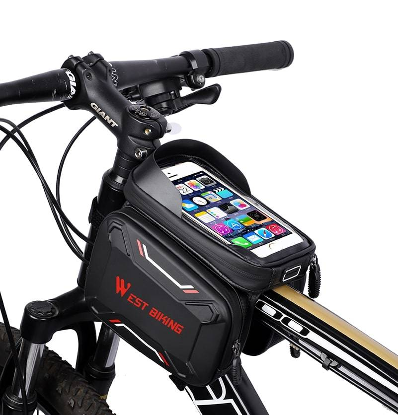 Bicycle Touch Screen Bag