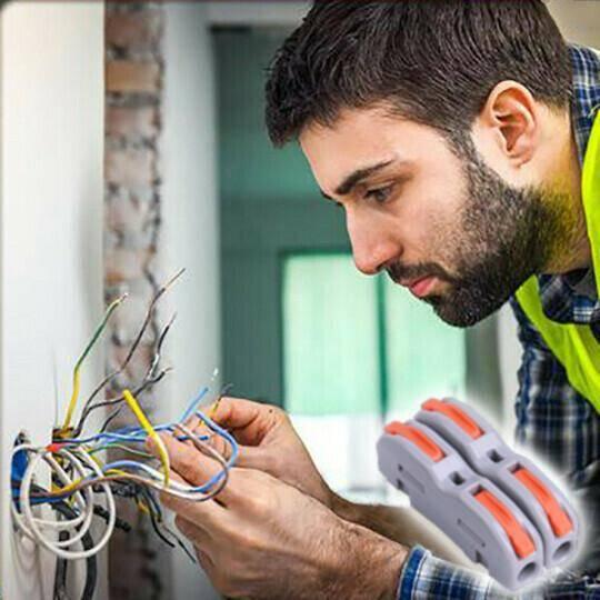 Wire Terminal Block Connectors