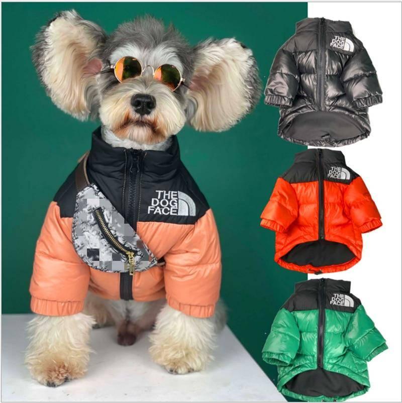 Winter Dog Coat