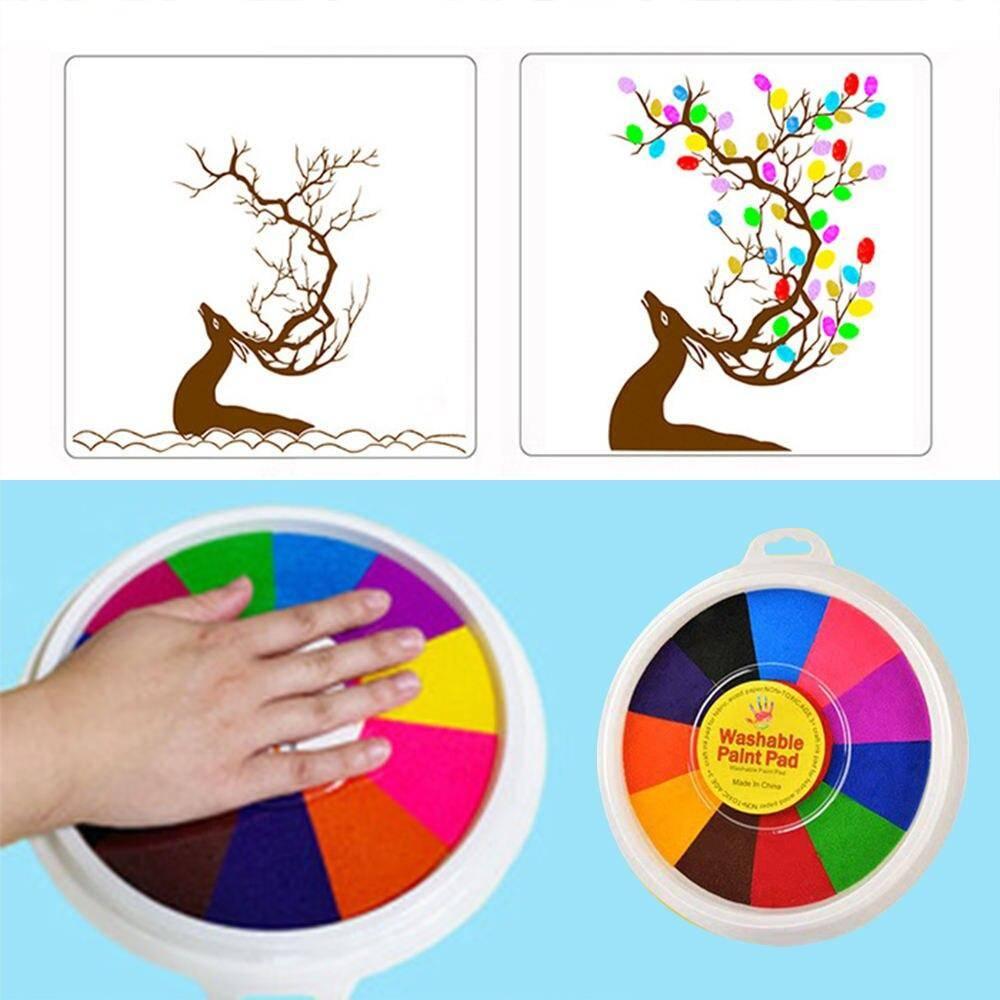 Finger Painting Kit